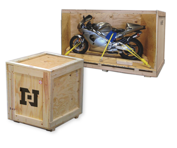 Navis Builds Custom Crates