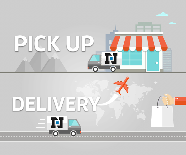 Pickup and Delivery by Navis