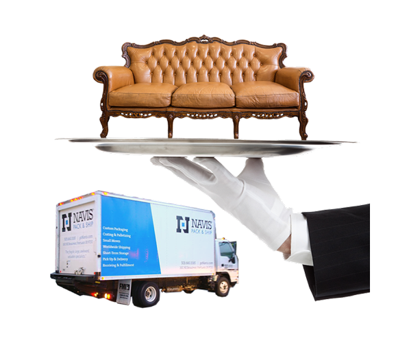 Navis Provides White Glove Deliver Services