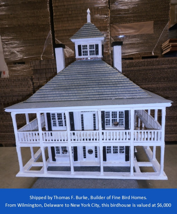 Augusta National Birdhouse - Thomas F. Burke